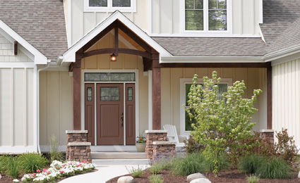 Seal Rite Entry Door & Residential Exteriors - Seamless Building Systems