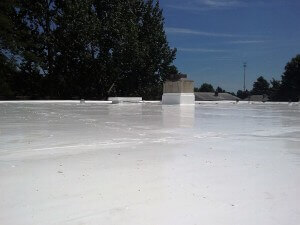 Silicone Roof Restoration,