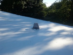 Plymouth Apartment Building Roof Restoration