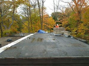 Brookfield Residence - home silicone roof system